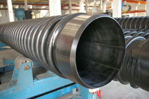 HDPE缠绕增强管(克拉管)